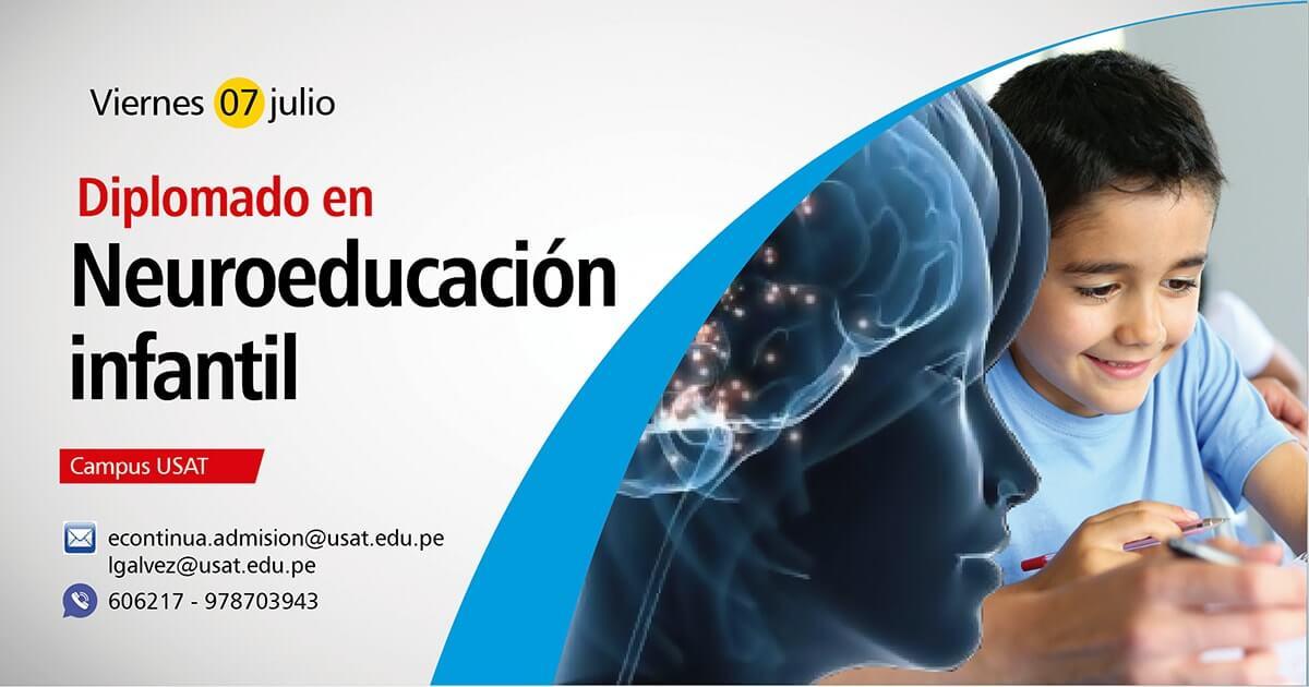 Diplomado: Neuro Educación Infantil