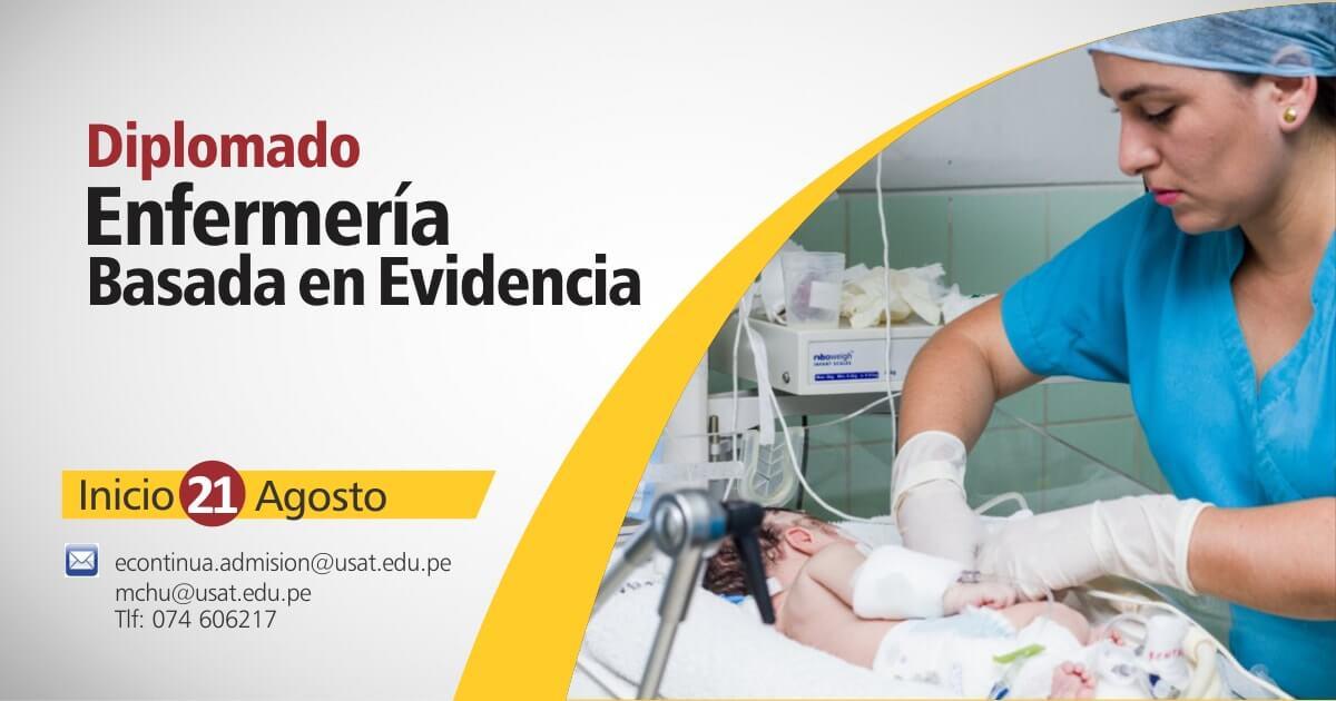 Diplomado de Enfermería Basada en Evidencia