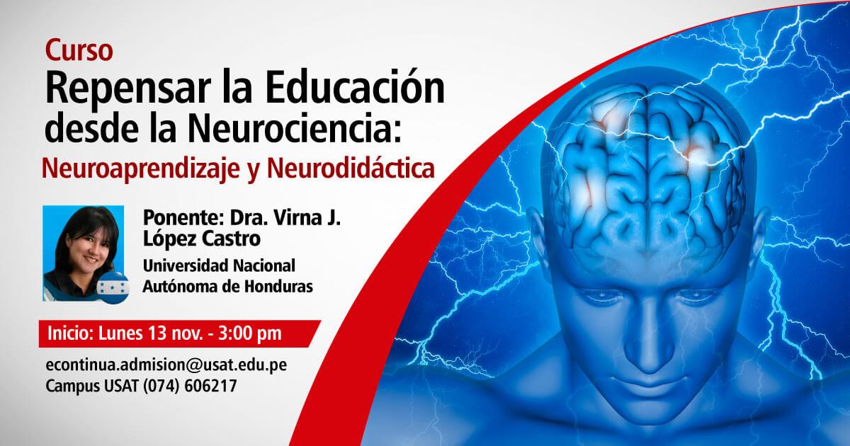Repensar la educación desde la Neurociencia: Neuroaprendizaje