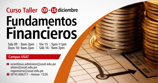 Curso de Fundamentos Financieros