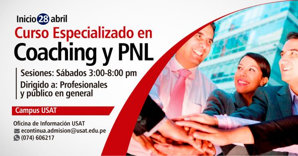 * Curso Especializado en Coaching y PNL
