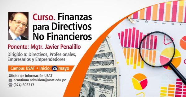 Curso. Finanzas para Directivos No Financieros