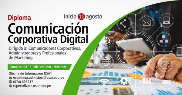 Diploma en Comunicación Corporativa Digital