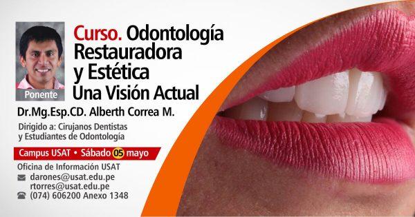 Odontología Restauradora y Estética Una Visión Actual