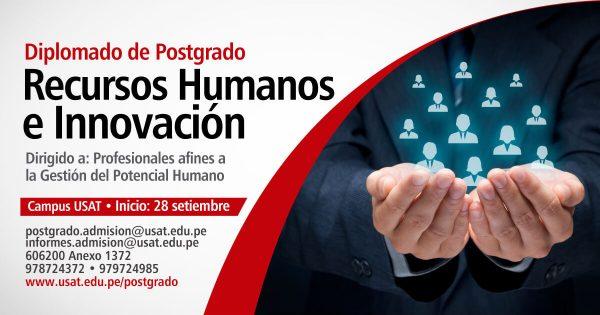 Diplomado de Postgrado en Recursos Humanos e Innovación