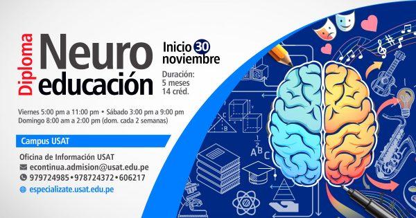 Diploma de Neuroeducación