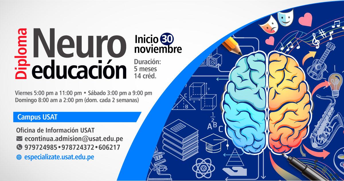 * Diploma de Neuroeducación