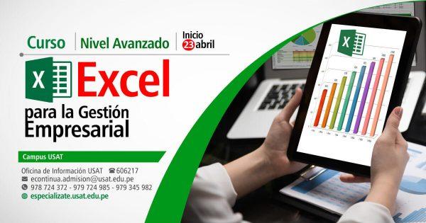 * Curso Excel para la Gestión Empresarial – Nivel Avanzado