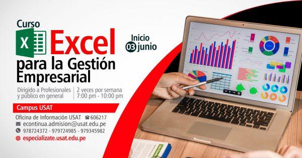 *Curso. Excel para la Gestión Empresarial