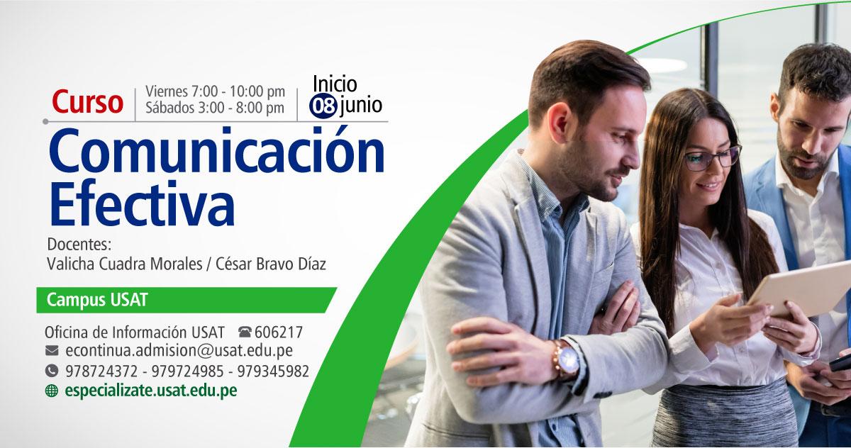 *Curso. Comunicación Efectiva