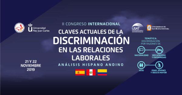 Claves actuales de la discriminación en la relaciones laborales – Análisis Hispano Andino