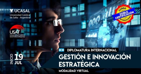 (NO VIGENTE) Diplomatura Internacional Virtual Gestión e Innovación Estratégica