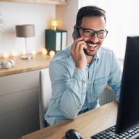 Trabajo remoto: ¿Cómo mantener el contacto con tus compañeros?