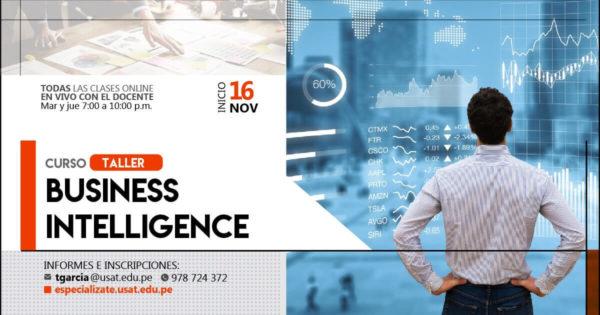 Curso Taller: Business Intelligence