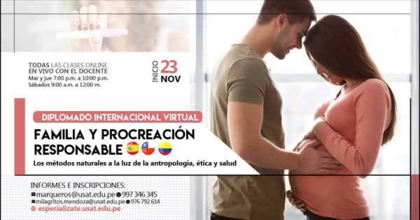 Diplomado Internacional en familia y procreación responsable