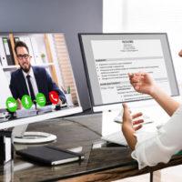 Siete tips para preparar una entrevista de trabajo online